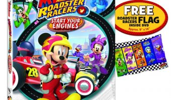 Mickey and the Roadster Racers (Giveaway – 5 Winners)