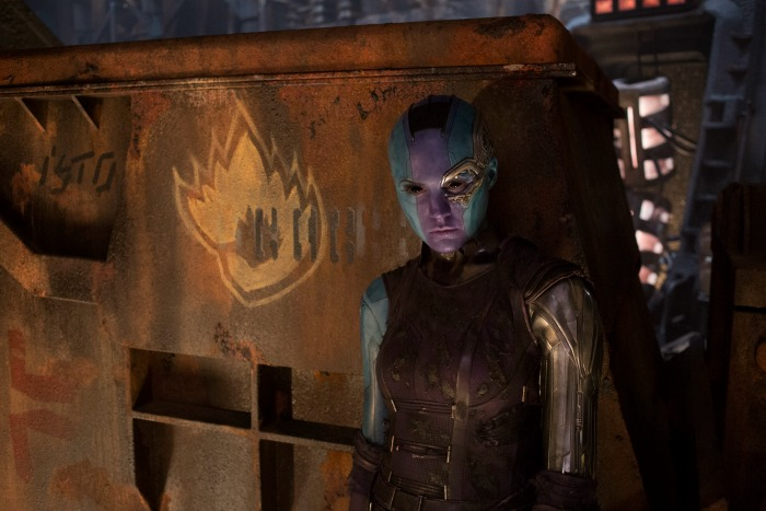 Nebula Guardians of the Galaxy Vol 2
