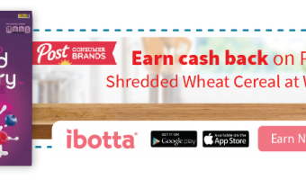 Shredded Wheat Cashback Offer! #PerfectionWithPost