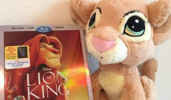 The Lion King Blu-Ray Roars into History (Giveaway)