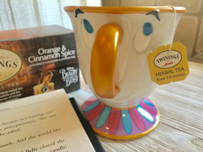 Beauty and the Beast Twinings Tea