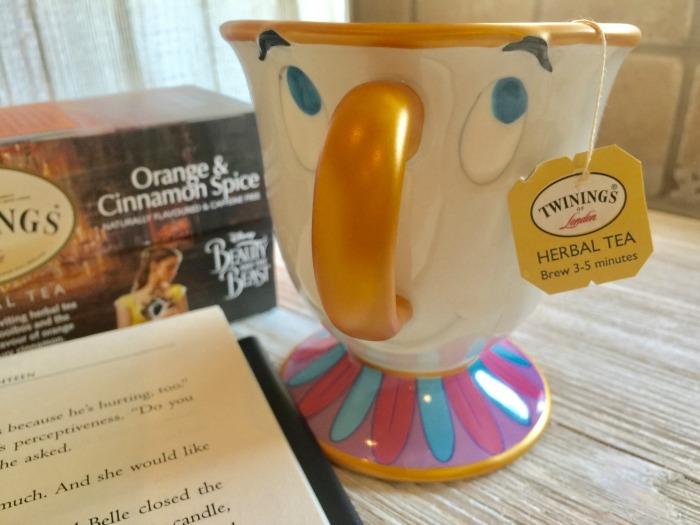 Beauty and the Beast Twinings Tea