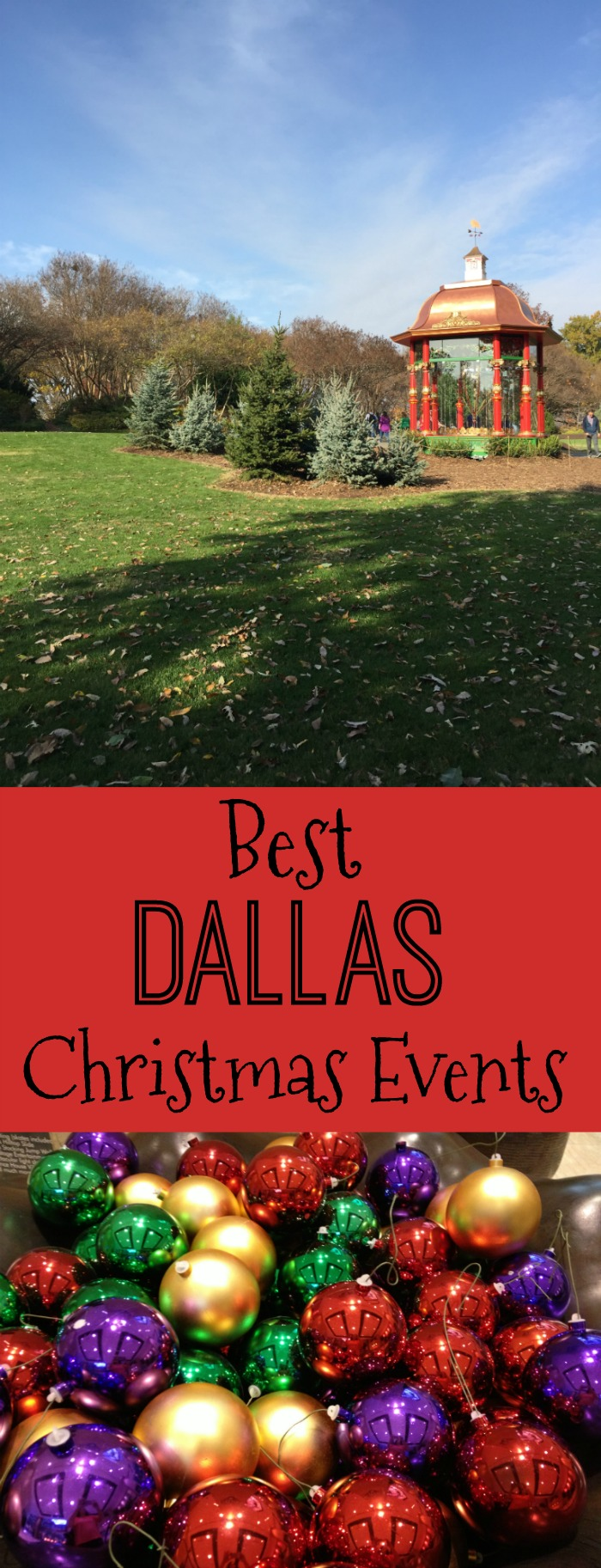 Best Dallas Christmas Events