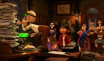 New Disney*Pixar COCO Trailer and Images Released