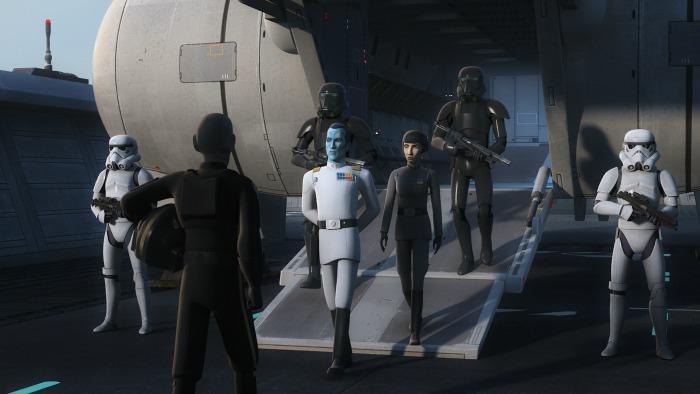 Final Season of Star Wars Rebels