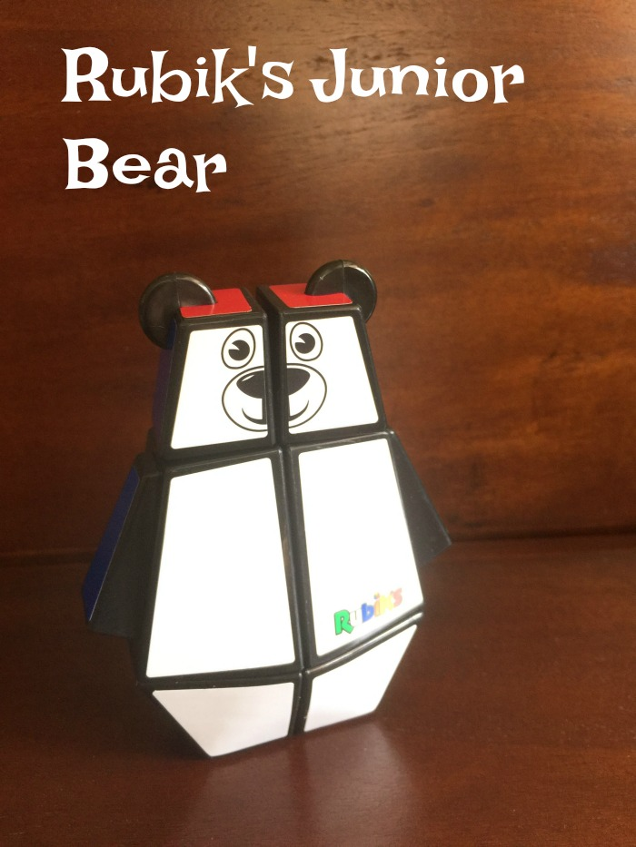 Rubik's Junior Bear ages 4 and up