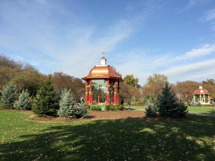 The Twelve Days of Christmas Dallas Arboretum