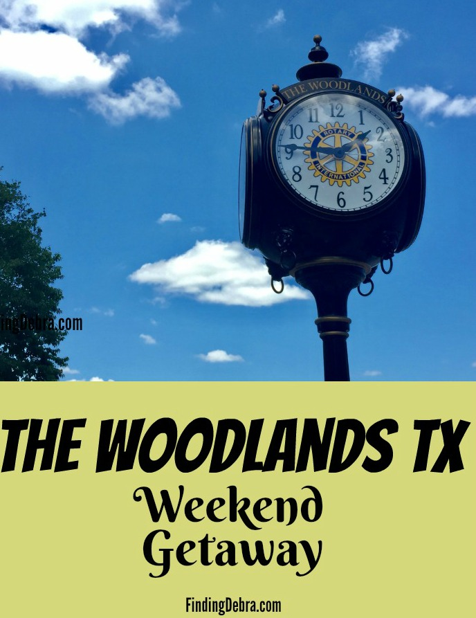 The Woodlands Texas A Weekend Getaway