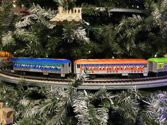 Trains at Northpark