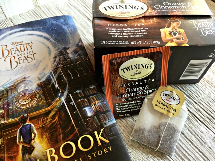 Twinings Tea Beauty and the Beast