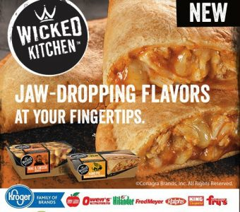 Wicked Kitchen – Premium Ingredients and Flavors! (COUPON)