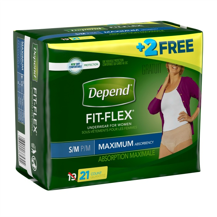 Depend Fit-Flex