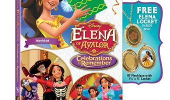Elena of Avalor: Celebrations to Remember (Giveaway)
