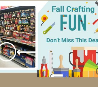 Fall Crafts with a Scotch™ Thermal Laminator Deal!