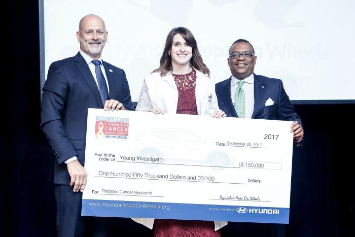 Hyundai Hope on Wheels Recipients