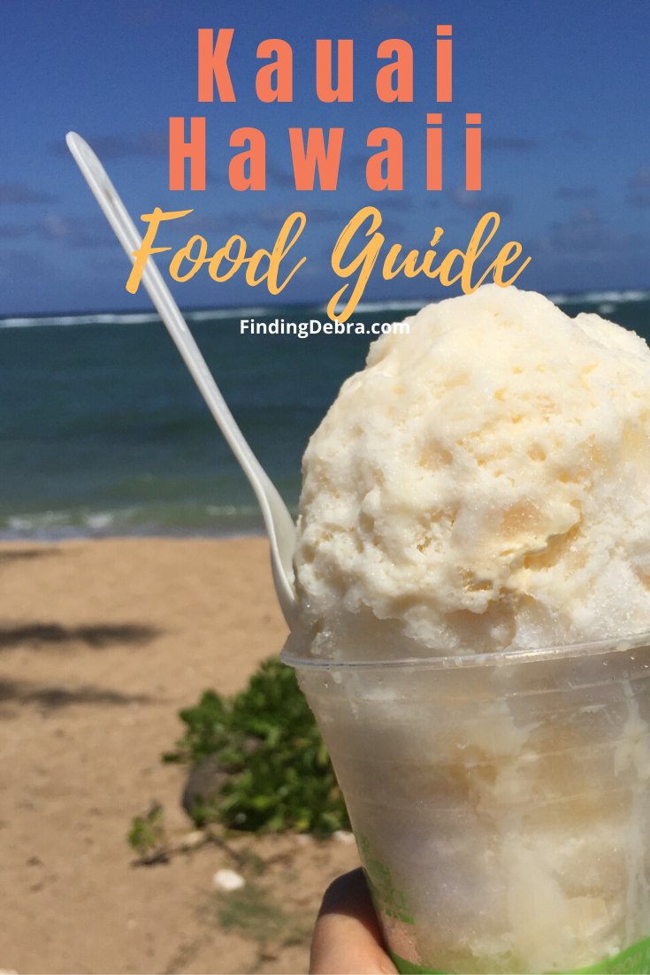Kauai Hawaii Food Guide