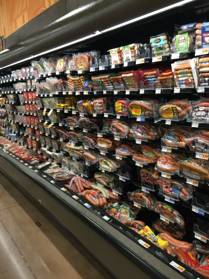 Kroger Lunch Meat Aisle