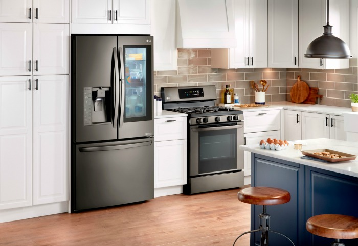 LG Appliances for the Kitchen