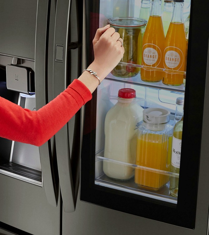 LG Appliances Refrigerator