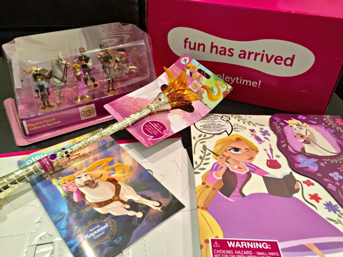 Pley Disney Princess Monthly Subscription Service