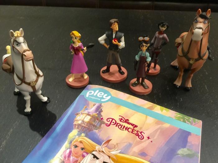 Pley Disney Princess box