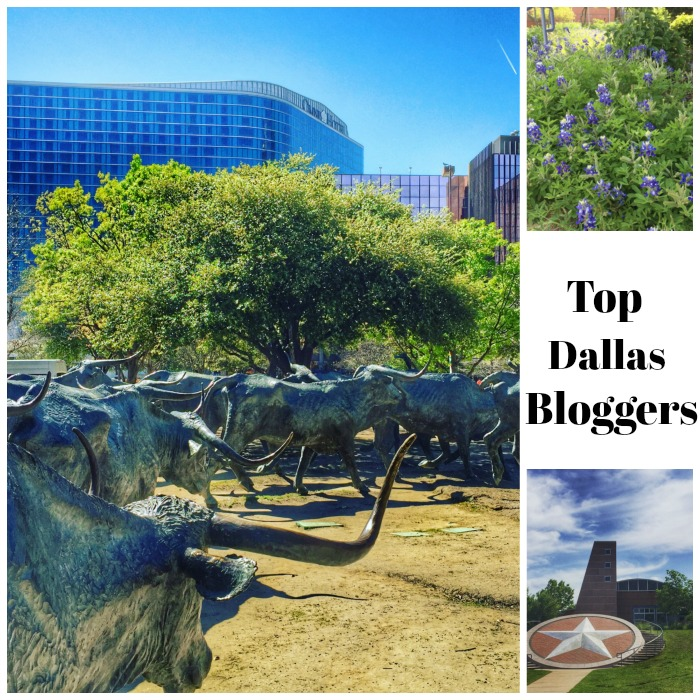 Top Dallas Bloggers