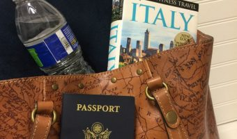 What's In My Bag – Holiday Travel Edition