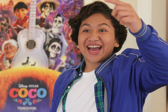 Coco's Anthony Gonzalez as Miguel