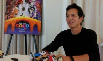 Exclusive Interview with Benjamin Bratt – Disney*Pixar's COCO