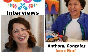 Alanna Ubach and Anthony Gonzalez – Two Reasons for COCO's Mega Weekend!
