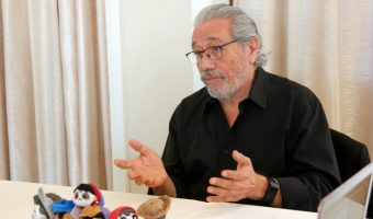 Edward James Olmos – An Unexpected COCO Character