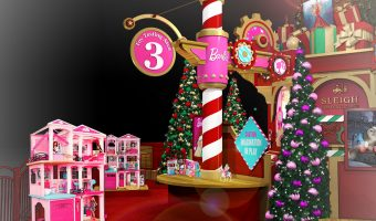 Santa's Toy Factory – Mattel's Free Texas Holiday Event