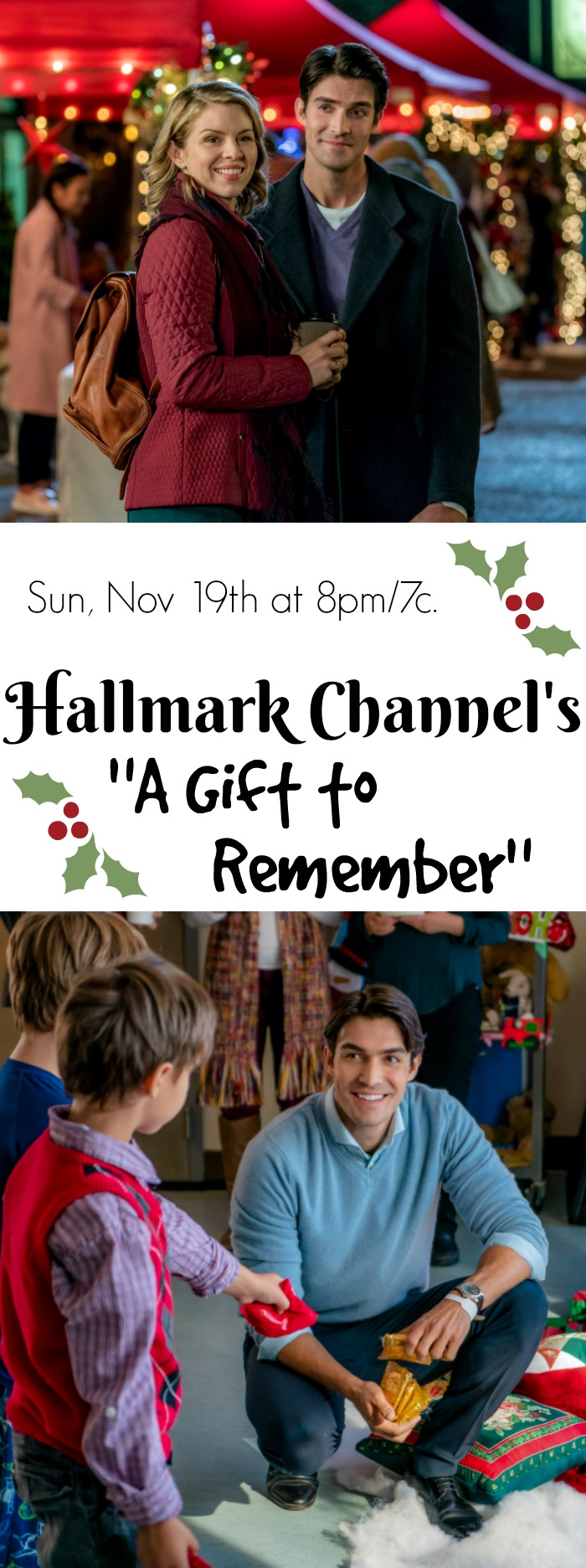 Hallmark Channel's A Gift to Remember
