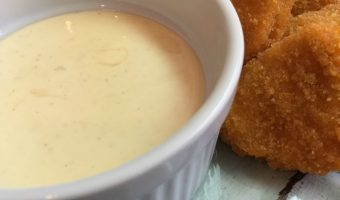 Tyson® No Antibiotics Ever Chicken + Honey Mustard Sauce Recipe