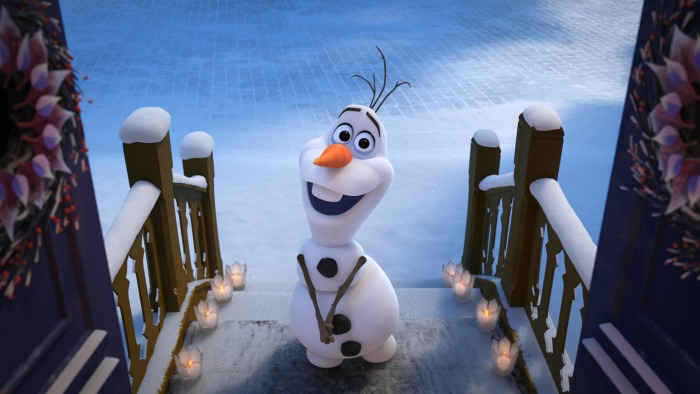 Olaf's Frozen Adventure - Olaf