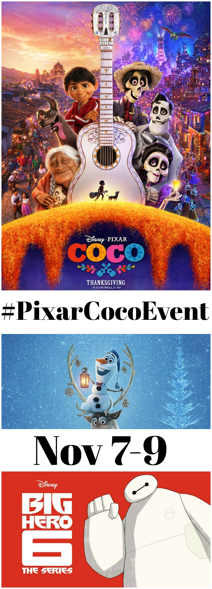 Follow along with me as I head to LA for the Red Carpet premiere of Disney*Pixar's COCO. #DisneyPartner