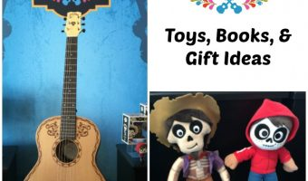 Top Disney*Pixar Coco Toys, Books and Gift Ideas