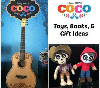 Top Disney*Pixar Coco Toys, Books and Gift Ideas