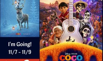 Red Carpet Invite: COCO – Disney Pixar's LA Premiere