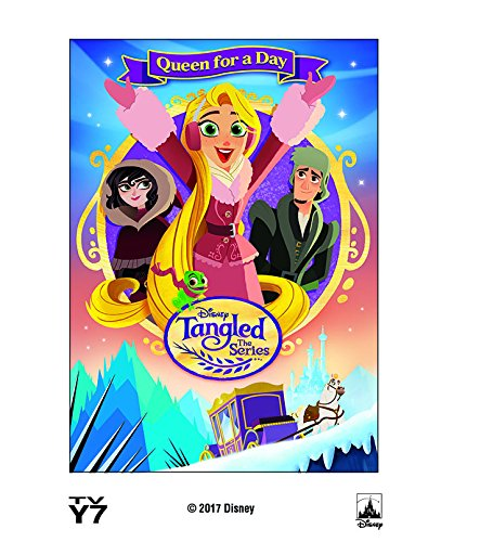 Disney Tangled The Series Queen for a Day