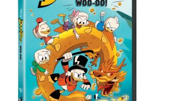 DuckTales Woo-oo DVD – New Series Now Available (Giveaway)