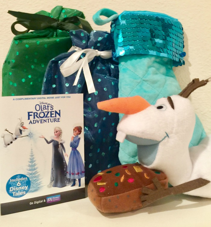 Olaf's Frozen Adventure Giveaway
