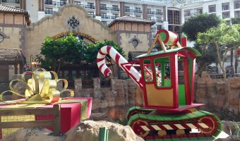 Gaylord Texan Christmas