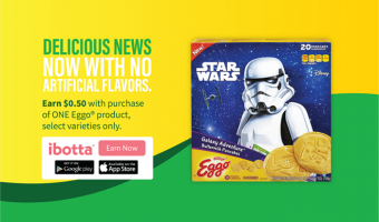 Kellogg's® Eggo® Star Wars Galaxy Adventure™ Buttermilk Pancakes Deal