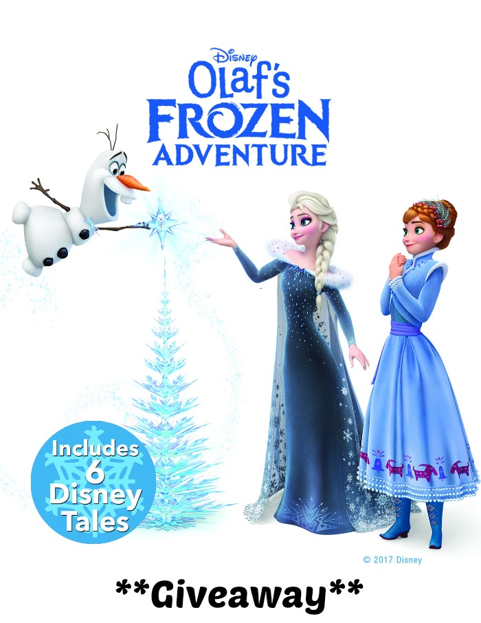 Olaf's Frozen Adventure Digital