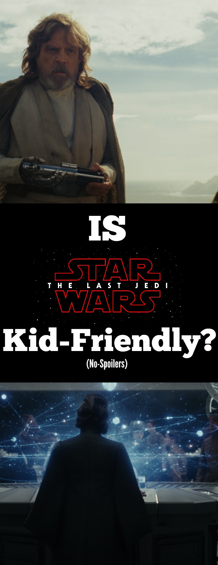 Is The Last Jedi Kid Friendly?