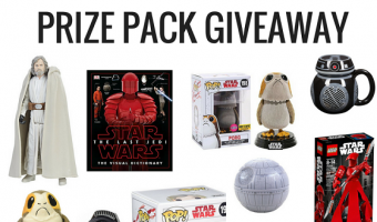 Star Wars: The Last Jedi – BIGGEST THEMED GIVEAWAY!
