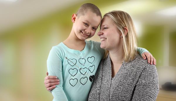 Tackle Kids Cancer Becca - Childhood Cancer