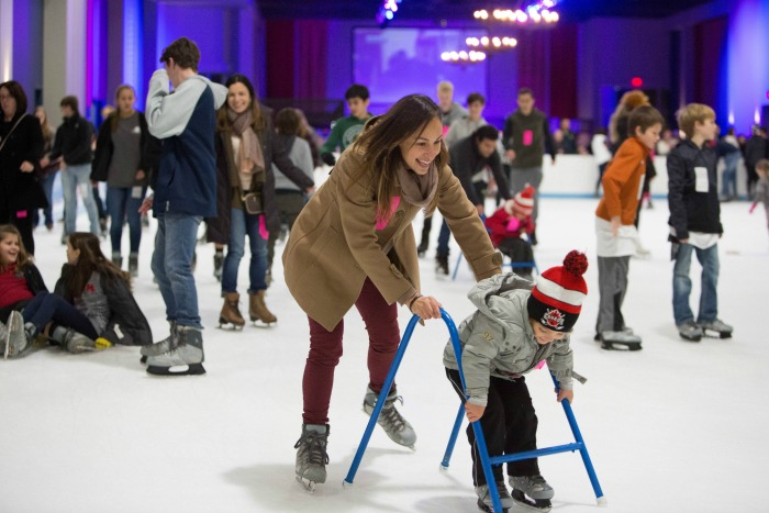 The Woodlands Ice Skating