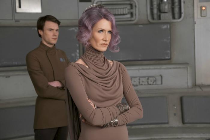 The Last Jedi Laura Dern